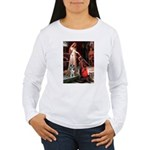 Accolade / Catahoula Leopard Women's Long Sleeve T
