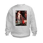 Accolade / Catahoula Leopard Kids Sweatshirt
