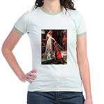 Accolade / Catahoula Leopard Jr. Ringer T-Shirt