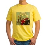 Smart Car Job Yellow T-Shirt