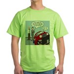 Smart Car Job Green T-Shirt