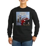Smart Car Job Long Sleeve Dark T-Shirt