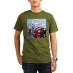 Smart Car Job Organic Men's T-Shirt (dark)