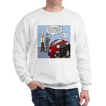 Smart Car Job Sweatshirt