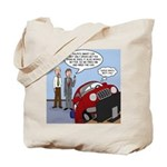 Smart Car Job Tote Bag