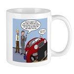 Smart Car Job 11 oz Ceramic Mug
