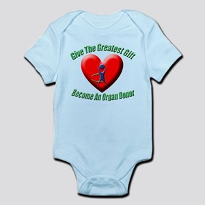 The Greatest Gift Infant Bodysuit
