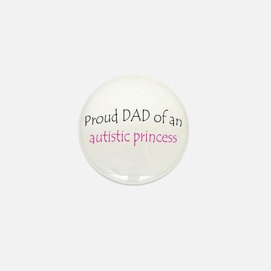 Proud DAD Mini Button