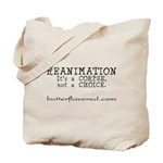 Reanimation Tote Bag