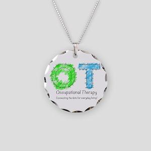Dot to dot OT Necklace