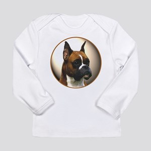 The Boxer Dog Long Sleeve T-Shirt