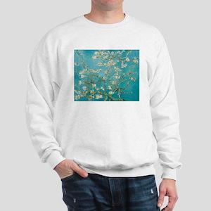 van gogh almond blossom Sweatshirt