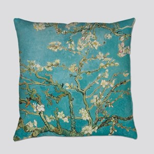 van gogh almond blossoms Everyday Pillow