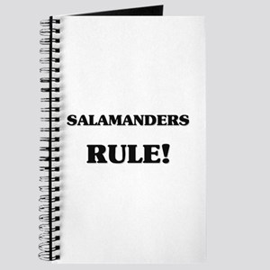 Salamanders Rule Journal