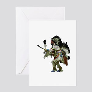 CEREMONY Greeting Cards