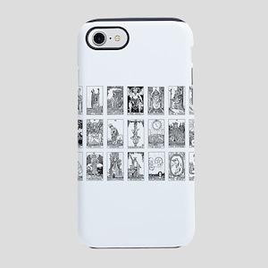 ancient tarot iPhone 8/7 Tough Case