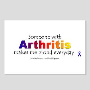 Arthritis Pride Postcards (Package of 8)