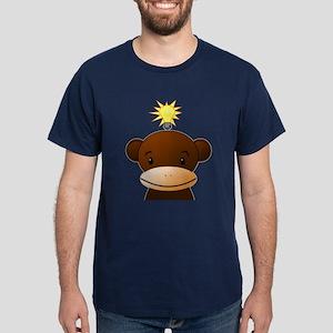 Gut Monkey Dark T-Shirt