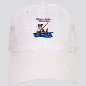 Bass Fishing Cap