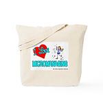 I Love Micromanaging Tote Bag