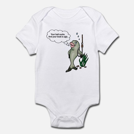 Fisherman Infant Bodysuit