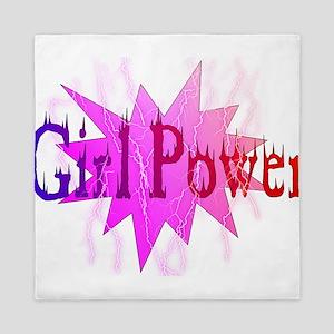 Girl Power Queen Duvet