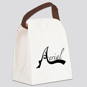 Aerial Logo 1 Canvas Lunch Bag