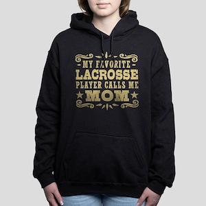 Lacrosse Mom Women's Hooded Sweatshirt