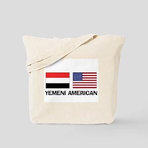 Yemeni American Tote Bag