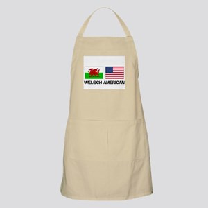 Welsch American BBQ Apron