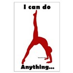 Gymnastics Poster - Anything