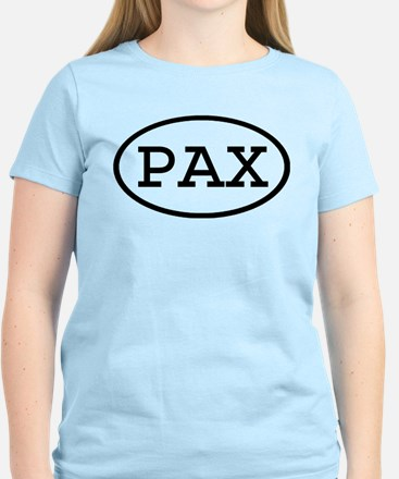 PAX Oval Women's Light T-Shirt