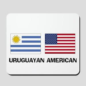 Uruguayan American Mousepad