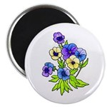 Flowers of Spring Magnet