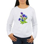 Flowers of Spring Women's Long Sleeve T-Shirt