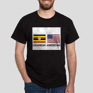 Ugandan American Dark T-Shirt