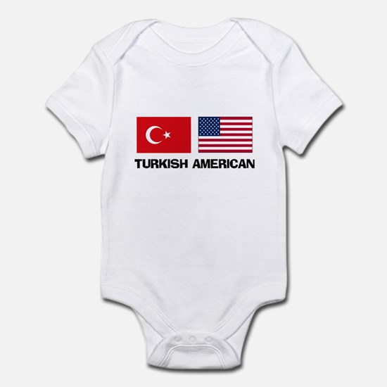 Turkish American Infant Bodysuit