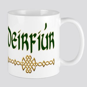 Sister in Gaelic (Knot) Mug