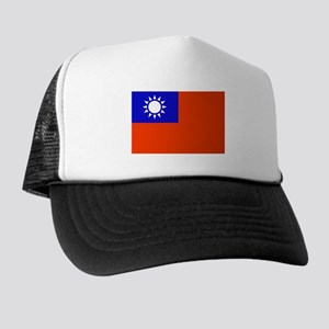 Flag of Taiwan Trucker Hat
