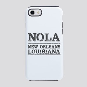 NOLA New Orleans Vintage iPhone 8/7 Tough Case