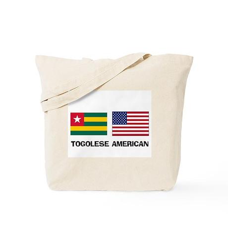 Togolese American Tote Bag