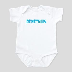 Demetrius Faded (Blue) Infant Bodysuit