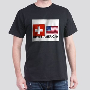 Swiss American Dark T-Shirt