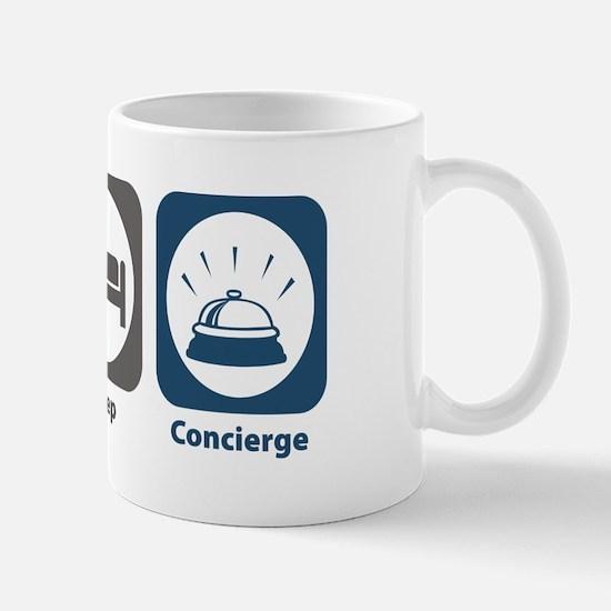 Eat Sleep Concierge Mug