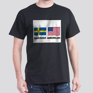 Swedish American Dark T-Shirt