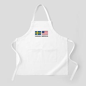 Swedish American BBQ Apron