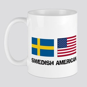 Swedish American Mug