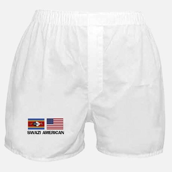 Swazi American Boxer Shorts