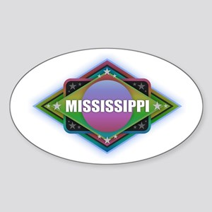 Mississippi Diamond Sticker