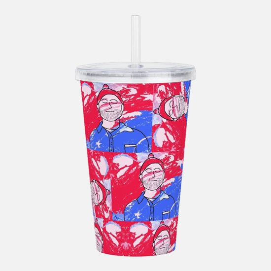 This Is An Adventure, Acrylic Double-wall Tumbler